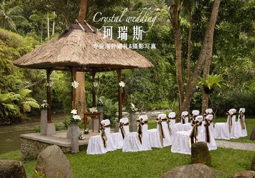 印度尼西亚巴厘岛婚礼